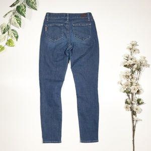PAIGE Verdugo Ankle Skinny Jeans Stretch Size 26